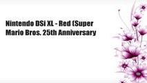 Nintendo DSi XL - Red (Super Mario Bros. 25th Anniversary