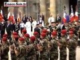 Afghanistan - L'hommage aux soldats tués en Afghanistan