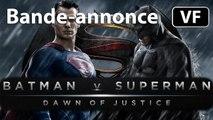Batman v Superman: Dawn Of Justice - Bande-annonce / Trailer [VF|HD] (Ben Affleck, Henry Cavill, Zack Snyder)