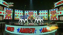 AMBER 엠버_SHAKE THAT BRASS (with Kei of Lovelyz)_KBS MUSIC BANK_2015.03.13