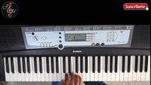 Como tocar piano con las dos manos