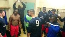 Qualification pour les demi finale de la coupe de l'essonne seniors victoire contre tremplin foot 1 0