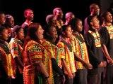 Walvis Bay, Namibia youth choir
