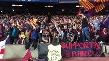 Ces Supporters du PSG ont été humiliés pendant PSG / Barça