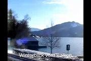 Tegernsee - Wohnung zur Miete - Balkonblick im Winter und Sommer   ***Vermittelt***