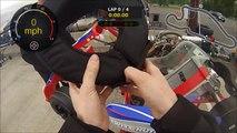 Shifter Kart Racing at Portland International Raceway