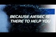AIESEC recruitment ad