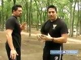 Krav Maga Self Defense Techniques : Chokes & Bear Hug Techniques for Krav Maga