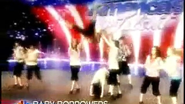 Texas State Strutters- Americas Got Talent 2008