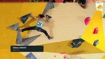 Escalade - Championnats de France Bloc Séniors 2013 - FFME