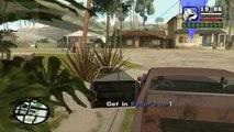 GTA San Andreas - PC - Walkthrough - Mission #2 - Ryder