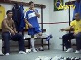 nike joga bonito brasil team