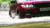 Range Rover Sport: Extreme Off-Road & Mud - SLOW MOTION [HD 1080p]