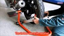 Aligneur de roue arrière pour moto -UO11736-  www.toolatelier.com
