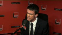 """Manuel Valls : """"cinq attentats ont été déjoués depuis janvier"""""""