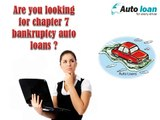Getting A Car Loan After Chapter 7,chapter 7 Bankruptcy Car Loan