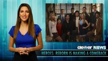 """NBC's 'Heroes' Coming Back in 2015 with """"Heroes: Reborn"""""""