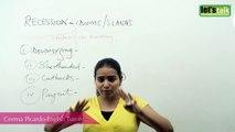 Spoken English Lessons - Ceema  ( ESL) - English Lesson :  Recession - Vocabulary, Slangs & Idioms. English Lessons to speak fluent English