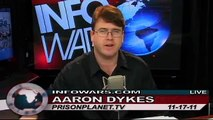 Aaron Dykes Covers Chemtrails, FEMA Camps & More 1/3