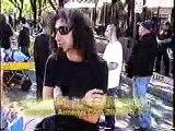 Vintage SERJ TANKIAN System of a Down impressive interview