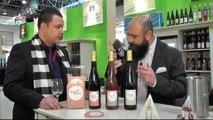 Sissi und Franz Wein  ProWein 2015