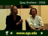 Quay Brothers. The Concept of Film and Animation. 2006