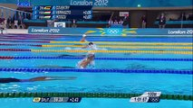 Ye Shiwen Breaks New Olympic Record - 200m Medley Semi-Final | London 2012 Olympics