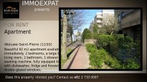 For Rent - Apartment - Woluwe-Saint-Pierre (1150)
