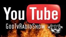 GodTVRadio Show - Freedom of Speech - Evolution Enemy of Atheism...NOT God