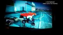 gta v la moto retrasada + el salto matrix