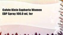 Calvin Klein Euphoria Women EDP Spray 100.0 ml, 1er
