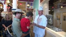 Inside the Candy Kitchen on Main Street, U.S.A. | Disneyland Park