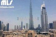 Amazing Two Bedroom Apartment  Burj  amp  Fountain Views     Big Balcony   Burj views C  for  AED155 000 in One cheque