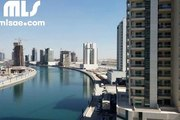 Mayfair Residency  Business Bay  Lake and Business Bay View  Vacant  050 114 1095