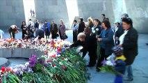 L'Arménie se prépare aux commémorations du 100ème anniversaire du génocide