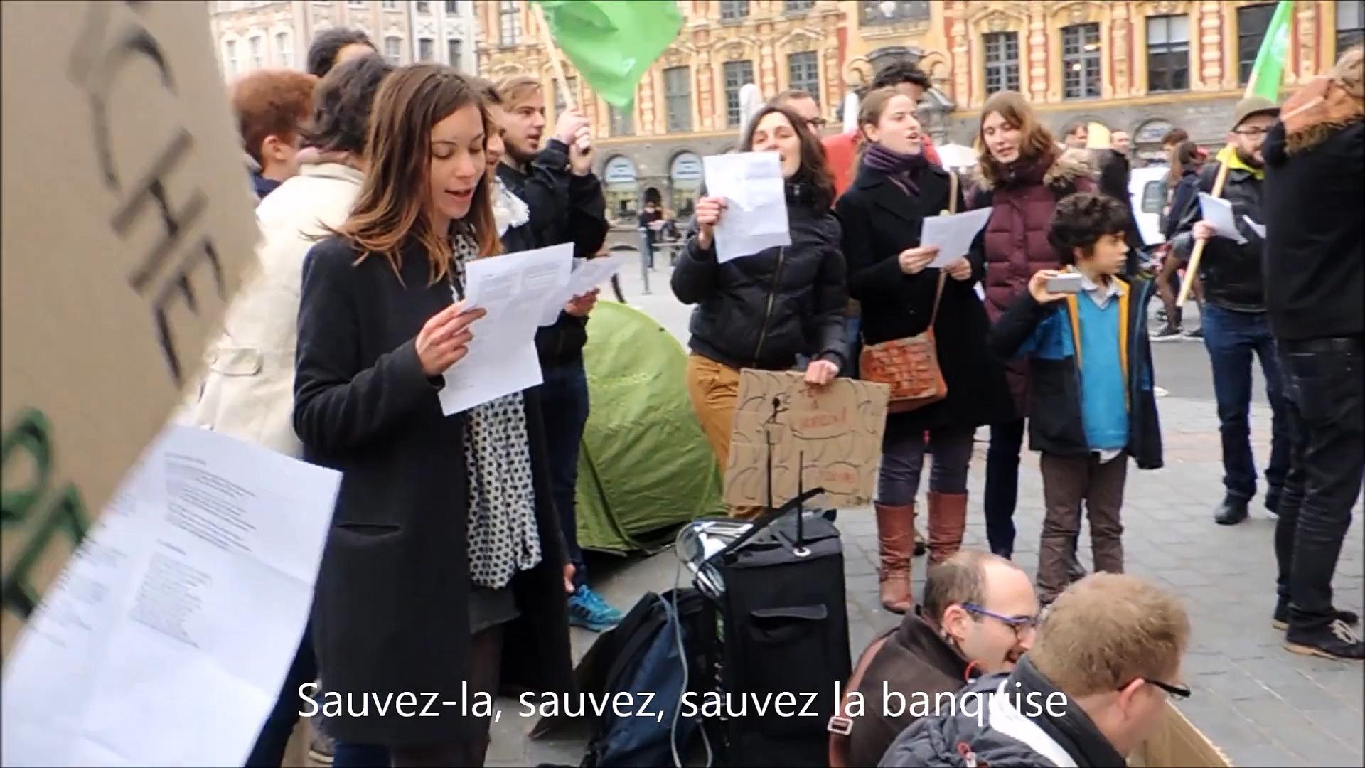 Justice sociale, justice climatique !