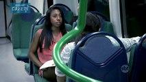 Ces gens vont faire la plus terrifiante des rencontres dans le métro