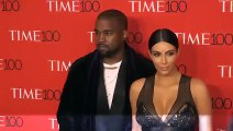 The Moment Comedienne Amy Schumer Falls In Front Of Kimye