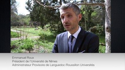 PROJET DE SITE LANGUEDOC-ROUSSILLON