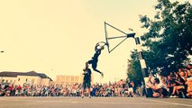 Vert Shock Dunking!! Read Description For To Learn How To Dunk Like The Pros!!