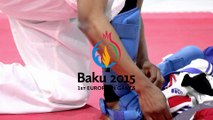 J-50 / Teaser Jeux Européens 2015 Bakou - Equipe de France Karaté