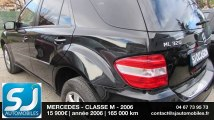Annonce Occasion Mercedes Classe ML 320 CDI 7G TRONIC