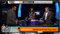 ESPN First Take - Domestic Violence Charges Against Panthers DE Greg Hardy Dismissed