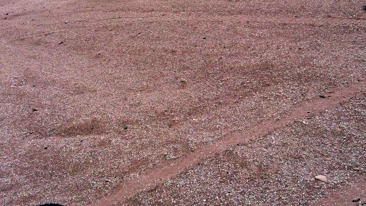 Avis Quad Kymco – désert Marocain