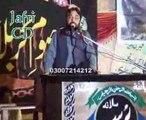 Zakir Najam ul Hassan notak majlis 7 mar 2015 jalsa Bhaklanwala