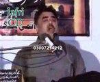 Zakir Nasir Abbas notak majlis 30 March 2015 Jalsa Zakir Ali Raza Sahiwal Sargodha