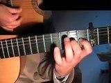 flamenco guitar lesson 53 tanguillos Antonio Fernandez