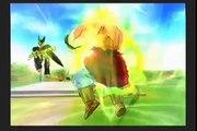 DragonBall Z Budokai Tenkaichi 3 - LSSJ Broly vs Super Perfect Cell