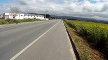 85 km, Treino do Ironman, longuinho, giro alto, treino leve, Marcelo Ambrogi e Fernando Cembranelli, Taubaté, SP, Brasil, (27)