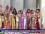 L'Eglise arménienne a canonisé 1,5 million de victimes du génocide arménien